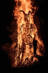 Bonfire at midnight (PhredKH) Tags: 70200mm afterdark canoneos7dmkii canonphotography ef70200mmf28lisiiusm festivals fire fredkh greenman musicfestival nightphotography nightscene performers photosbyphredkh phredkh splendid ukfestivals wales artisits burning outdoor outdoorphotography
