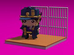 やれやれだぜ。 真是夠了。  #brickheadz #出賣年齡系列 #ジョジョの奇妙な冒険 #jjba #jojo #jojobizarreadventure #荒木飛呂彥 #空條承太郎 #jotarokujo #空条承太郎 #やれやれだぜ #Givemeabreak #真是夠了 #レゴ作品 #レゴ #lego #legomocs #legomoc #legos #legobricks #bricks #legophoto #legoart #moc #legocreation #legostagram (Rokan Cheung) Tags: legoart 真是夠了 givemeabreak legophotography レゴ作品 jojo 出賣年齡系列 荒木飛呂彥 legocreation レゴ legos legobricks jojobizarreadventure legography ジョジョの奇妙な冒険 legostagram jjba jotarokujo legomocs bricks legophoto 空條承太郎 やれやれだぜ legomoc brickheadz lego moc legogram 空条承太郎