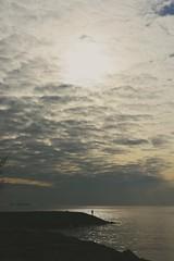 500px Photo ID: 225536781 (bilgehanbilge) Tags: sland man sea rock sky clouds deniz bulut stanbul ısland istanbul