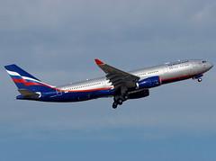 F-WWKD Airbus A330 Aeroflot (@Eurospot) Tags: fwwkd vqbbg airbus a330 a330200 aeroflot toulouse blagnac
