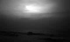 Out of the dark ... (Rosenthal Photography) Tags: morgendämmerung washis50 tamilnadu meer 20180602 bnw schwarzweiss 35mm asa50 indien ff135 chennai sonnenaufgang rodinal12521°c11min bw golfvonbenghalen olympus35rd analog morgen dark darkness india sea lanscape seascape mood juni summer dawn sunset olympus olympus35 35rd fzuiko zuiko 40mm f17 washi filmwashi washis rodinal 125 epson v800