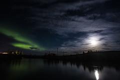 lights2 (Adrian stoness) Tags: manitoba lynnlake canada northernlights north skys dark night wildernes