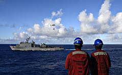 180907-N-RI884-0238 (U.S. Pacific Fleet) Tags: usswasp sailors usswasplhd1 pacificocean japan jpn
