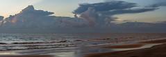 NSB Sept 2018-32-Pano.jpg (Rhinodad) Tags: 2018 sunrise beach newsmyrnabeach pano nsb clouds
