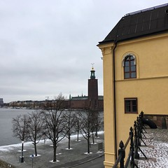 Riddarholmen (brimidooley) Tags: stockholm sweden sverige city citybreak travel europe scandinavia winter hiver zweden