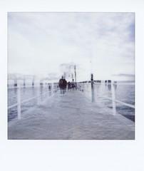 Pier (Marco Di Vittorio) Tags: fujifilmsq6 instaxsquare italia italy marcodivittorio pg passignano passignanosultrasimeno perugia sq6 trasimeno umbria instax quadrato square