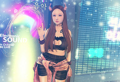 Seoul (Gabriella Marshdevil ~ Trying to catch up!) Tags: sl secondlife cute kawaii doll asian monso caboodle cubiccherry catwa sexy
