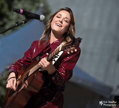 Jillian Jacqueline @ Bumbershoot 2018 (Kirk Stauffer) Tags: kirk stauffer photographer nikon d5 adorable amazing attractive awesome beautiful beauty charming cute darling fabulous feminine glamour glamorous goddess gorgeous lovable lovely perfect petite precious pretty siren stunning sweet wonderful young female girl lady woman women live music tour concert show stage gig song singer vocals vocalist perform performing musician band lights lighting indie americana folk pop long brown hair red lips blue eyes white teeth model tall fashion style portrait photo smile playing guitar