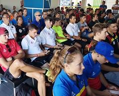 Copa de #Europa de #Triatlón Ana Mariblanca team clavería #ETUValencia élite femenina 3