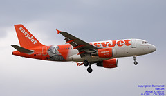 G-EZBI LFSB 28-07-2018 (Burmarrad (Mark) Camenzuli Thank you for the 14) Tags: airline easyjet aircraft airbus a319111 registration gezbi cn 3003 lfsb 28072018