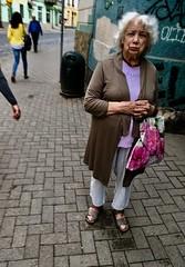 (kitowras) Tags: people color street iphonephoto iphonese ukraine lviv