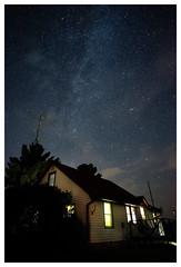 GalaxiesOverFarmhouse (brnpttmn) Tags: stars milkyway andromeda ngc224 m31 messier31 sonya7 zeissloxia21mmf28 longexposure galaxy farmhouse sandhillvineyard night