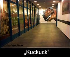 Kuckuck (manfredkirschey) Tags: dino photoshop artphoto art