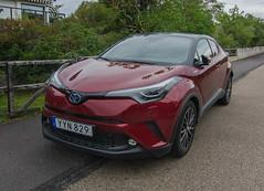 Toyota hybrid car (frankmh) Tags: car hybrid toyota hittarp skåne sweden