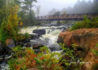 Big Smokey Falls
