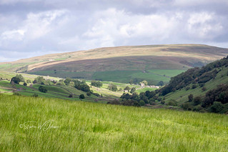 SJ1_0756 - Looking over to Angram, Swaledale