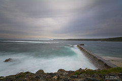 Sennen Cove (M J Robinson Photography) Tags: 2017 cornwall holiday cornish westcountry sennencove sennen cove town harbour breakwater storm sea ocean coast photography nikon d7100 nikond7100 waves