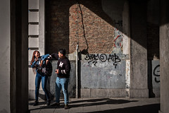 (Kathleen Van Hamme) Tags: gent straatfotografie ghent streetphotography streetphoto