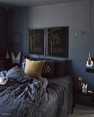 Soverom #hjemmehospictureit (pictureit.no) Tags: soverom bedroom bed posters pictureitno plakater