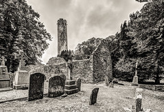 Kilree Round Tower (Ronan McCormick) Tags: ilobsterit canon ireland landscape catholic christian church graveyard highcross irelandsancienteast kilkenny opw roundtower ruin