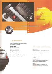 6 (ErenXsara) Tags: citroën saxo new morning citroënsaxo saxonewmorning saxo16i saxo14i saxo16i16v catalogue catalog catálogo brochure car coche voiture depliant