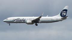 Boeing 737-990(WL) N309AS Alaska Airlines (William Musculus) Tags: seattle tacoma airport international seatac sea ksea spotting burien washington étatsunis us n309as alaska airlines boeing 737990wl 737900 as asa william musculus