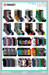 F15 Target Boys v6 (boodiba) Tags: sockdesign hosierydesign surfacedesign target adobeillustrator photoshop graphicdesign
