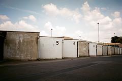 5 6 7 8 (joanna.smieja) Tags: wrocław poland contaxt2 contax filmphotography analog streetphotography street garage walkingstreets joannasmieja smieja ishootfilm buildings architecture
