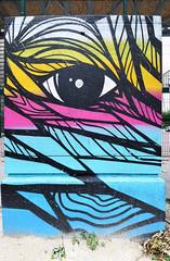 La Rue te regarde (HBA_JIJO) Tags: streetart urban graffiti paris art france hbajijo painting peinture moyoshi urbain coffret armoire