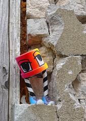 - (txmx 2) Tags: hamburg streetart object installation 3d