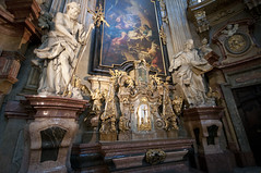 PRAGUE CHURCH (photographic-leigh) Tags: prague czech czechia church holy christ praga praha czechrepublic city europe