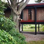 architect: jørn utzon: middelboe house, holte, denmark 1953-1955. thumbnail