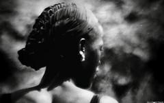 Nous nous éloignons de nos vies (Adeosun Olamide) Tags: africa photographs black white woman nigeria