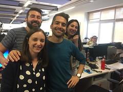 (Joan Pau Inarejos) Tags: amigos amics feina trabajo laxarxa tv