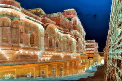 India - Rajasthan - Jodhpur - Mehrangarh Fort - 46b (asienman) Tags: india rajasthan jodhpur mehrangarhfort asienmanphotography asienmanphotoart