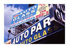 (Michael Raymond Lund) Tags: leicaflexsl kodakektar100 35mm color photography nyc urban abstract modern art michaelraymondlund leica slr film street
