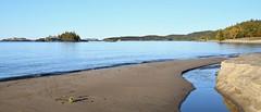 WHITESANDS BEACH, LAKE SUPERIOR, MICIPICOTEN FIRST NATION, ONTARIO, CANADA, ACA PHOTO (alexanderrmarkovic) Tags: whitesandsbeach lakesuperior micipicotenfirstnation ontario canada acaphoto
