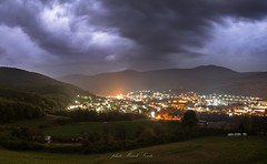 Storm in Gelnica city (svecky86) Tags: