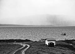 Iceland Peacefull Landscape (photoflieger) Tags: blackwhite canon 24105 schwarzweiss iceland island north norden