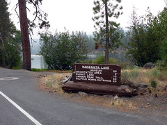 Devastated Area, 9 miles (simonov) Tags: lassen national park forest smokey air manzanita lake