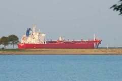 Iver Prosperity (jelpics) Tags: iverprogress tanker merchantship boat boston bostonharbor bostonma harbor massachusetts ocean port sea ship