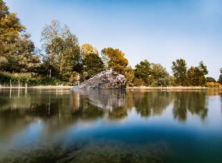 Under the lake... | Olympus Tough TG-5