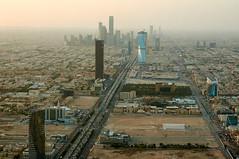Riyadh from Kingdom Tower (Quartonet) Tags: sonyalpha sony5018 sonynex6 style landscape panorama travel saudiarabia riyadh wael kingdome tower sony nex 6 50 18 oss