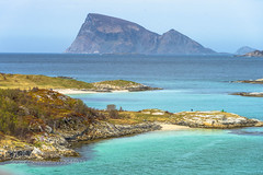 The summer island (ElginCon) Tags: ifttt 500px island landscape norge norway nature mountain pearls peaceful serenity clean turquoise shape sommarøy troms europe scandinavia bucketlist sony a7ii alpha earthporn