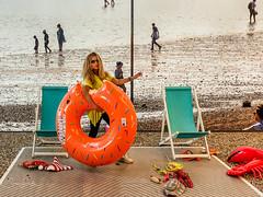 20180829-IMG_2576 The Great British Seaside Exhibition Selfie (susi luard 2012) Tags: british susiluard exhibition greenwich london maritime museum national se10 seaside uk