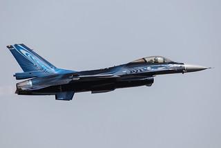 FA-110, Lockheed F-16C Belgium Air Force @ Kleine Brogel EBBL