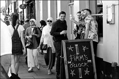Pimm's O'Clock selfie - DSCF6629a (normko) Tags: london west portobello road street market selfie pub bar drinks