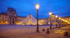 Paris, France - 13 (Dhina A) Tags: sony a7rii ilce7rm2 a7r2 a7r variotessar t fe 1635mm f4 za oss sonyfe1635mmf4 sel1635z tour holiday trip france louvre museum sunset night
