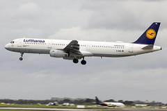 D-AIRL | Lufthansa | Airbus A321-131 | CN 505 | Built 1994 | DUB/EIDW 16/04/2018 (Mick Planespotter) Tags: aircraft airport 2018 dublinairport collinstown nik sharpenerpro3 dairl lufthansa airbus a321131 505 1994 dub eidw 16042018 flight a321