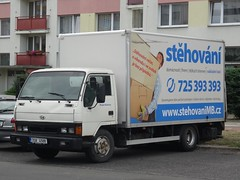Hyundai Mighty (harry_nl) Tags: česko czechia 2018 mladáboleslav hyundai mighty stěhování
